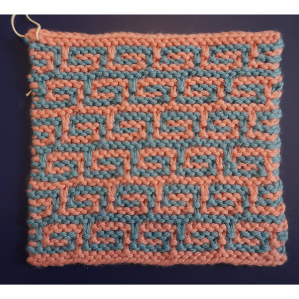 Learn Mosaic Knitting! Class - ONE SESSION CLASS - March 17, 2018