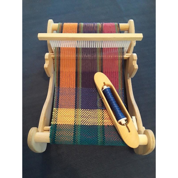Weaving on a Rigid Heddle Loom - Oct 13, 2018 - One Session