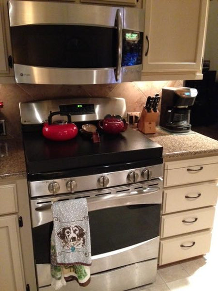 Stovetopper for Gas Cooktops & Ranges