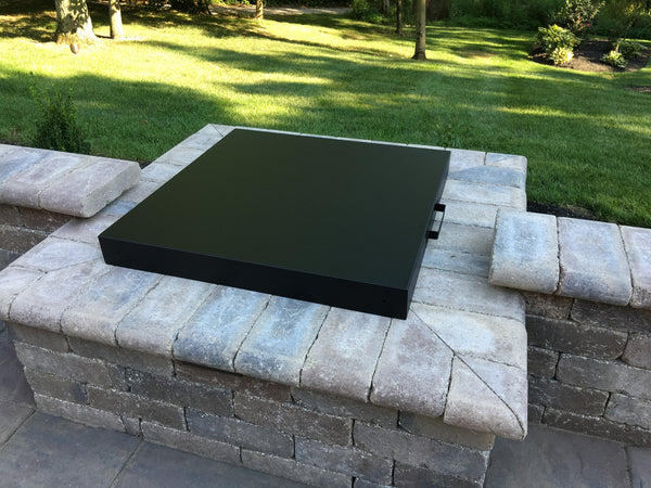 Square Fire Pit Covers
