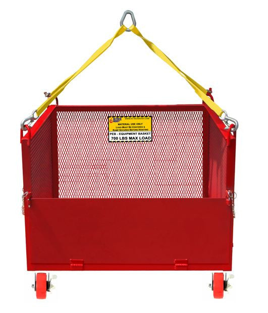 Equipment Basket (Sku: PEB-CAST)