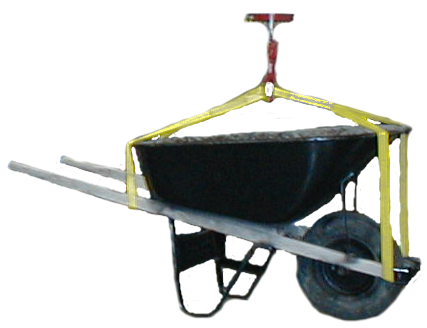 Heavy-Duty Wheelbarrow Sling (Sku: PWS)