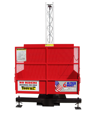 Liberty RP 2001 Hoist (Sku: RP-2001) Prices Starting At: