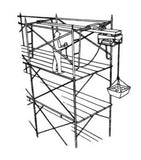 Scaffold Mounted Monorail (Sku: SMM-12)