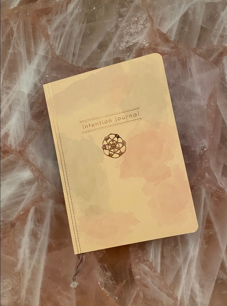 2020 Is For Clear Vision - The Ariana Ost Intention Journal Is Here!
