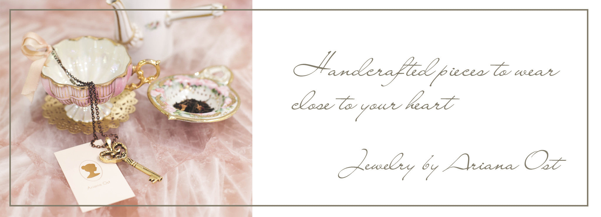Handcrafted pet, hair, and personal jewelry to wear close to your heart.