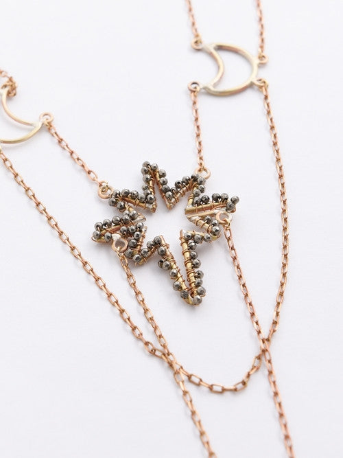 The North Star Celestial Necklace 1