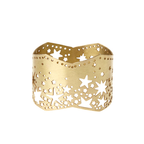 Twinkling Star Napkin Ring