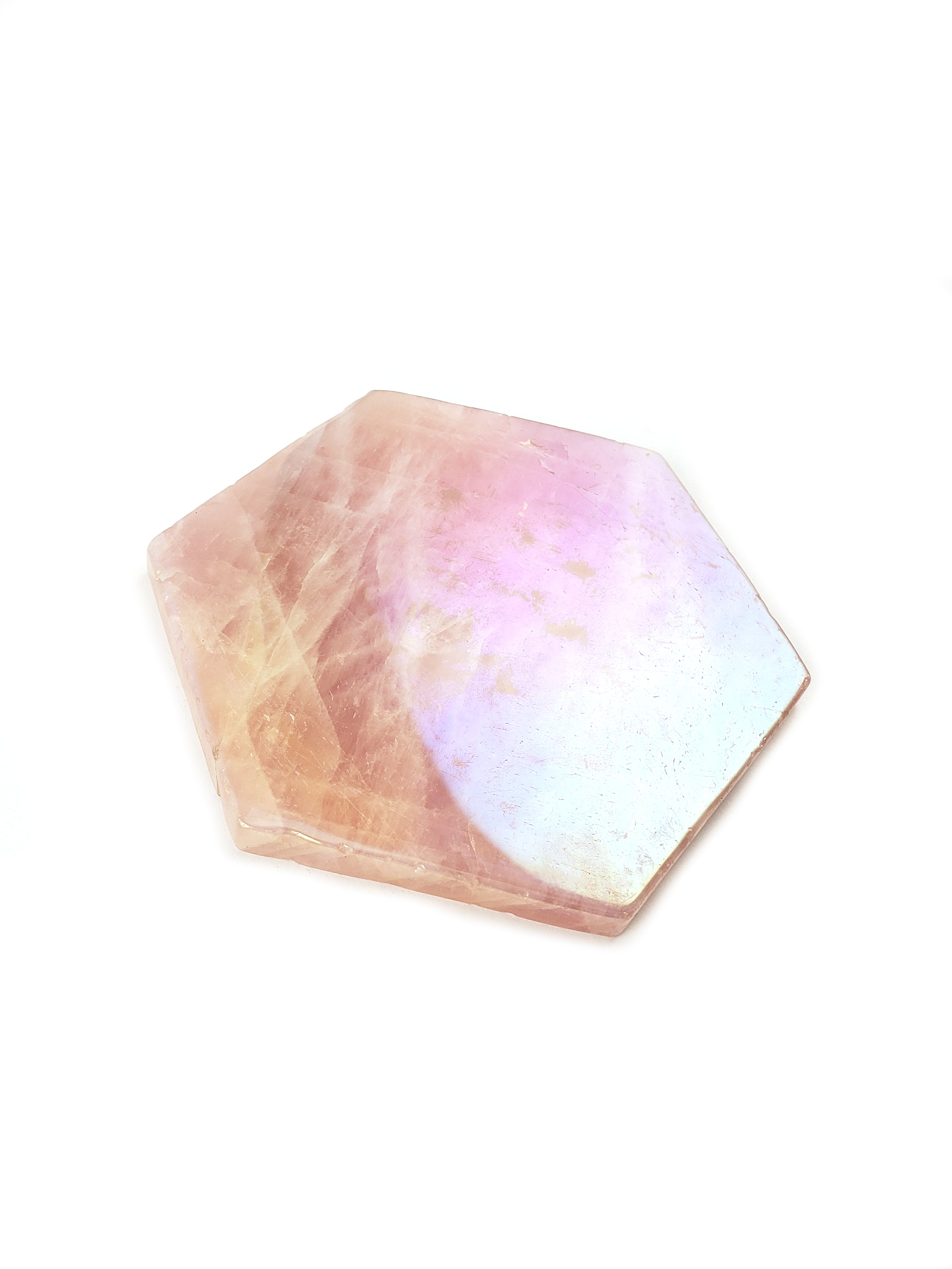 Aura Quartz Coaster