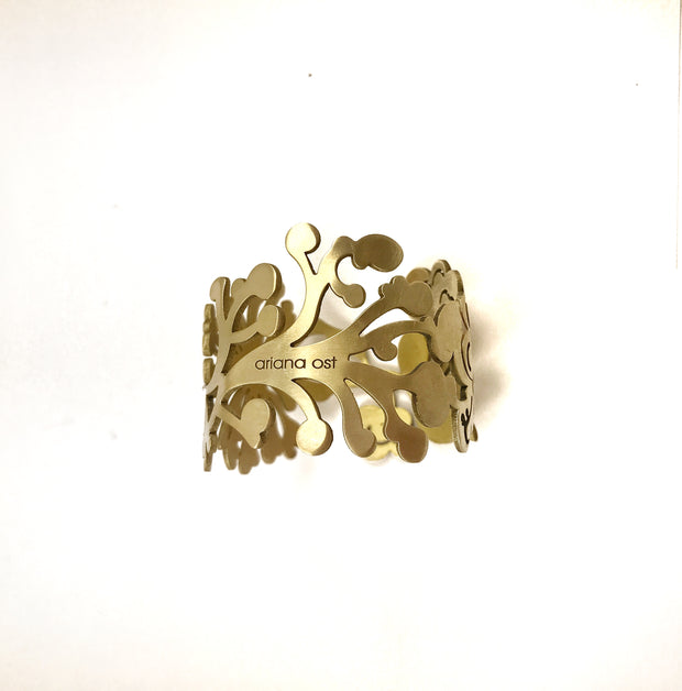 Floral Wreath Napkin Ring 1