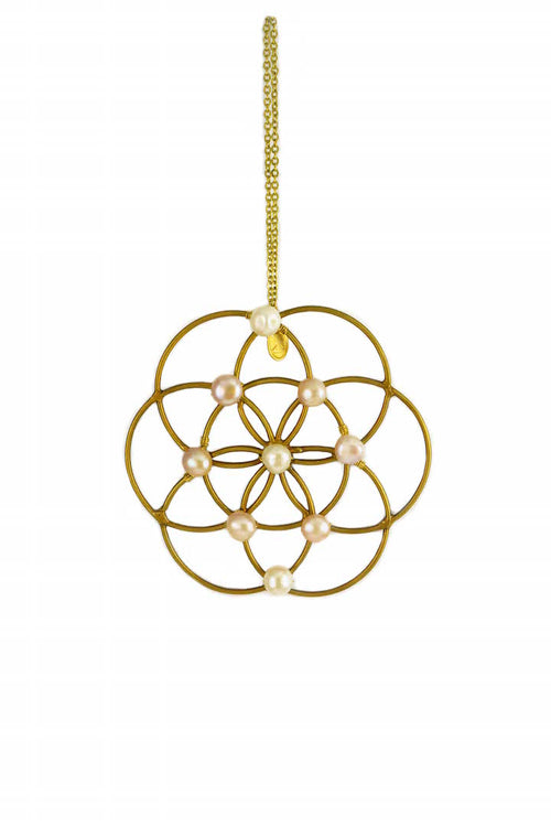 flower of life ornament