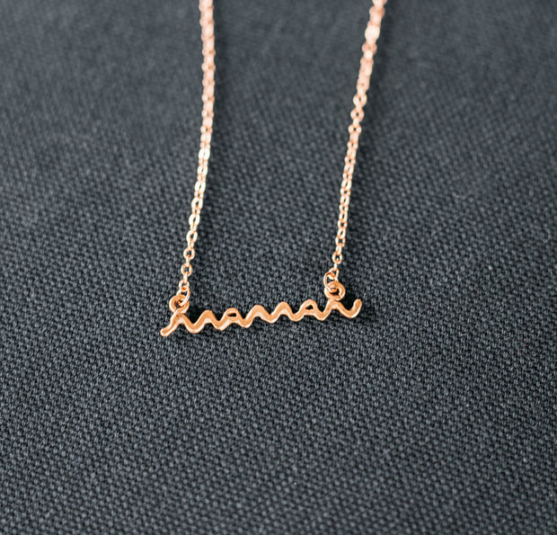 Maman x Ariana Ost Necklace 1