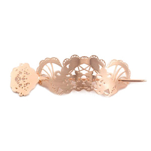 Statement Curved Hair Stick Holder