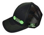 H17-0001 Black B90 Trucker Cap
