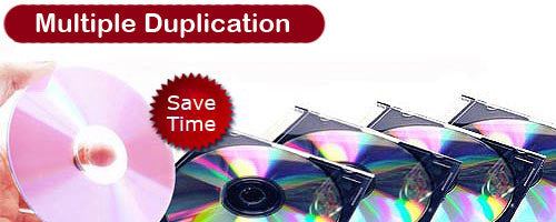 Multiple Disc Duplication