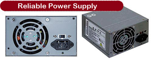 Reliable Power Supply