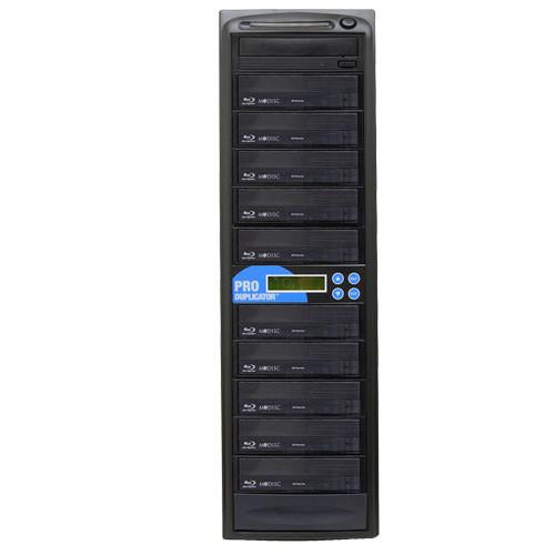 Produplicator 1 to 10 Blu-ray BDXL M-Disc Duplicator SATA Burner - ESBR10
