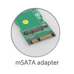 mSATA to SATA Hard Drive Adapter - ProDuplicator.com