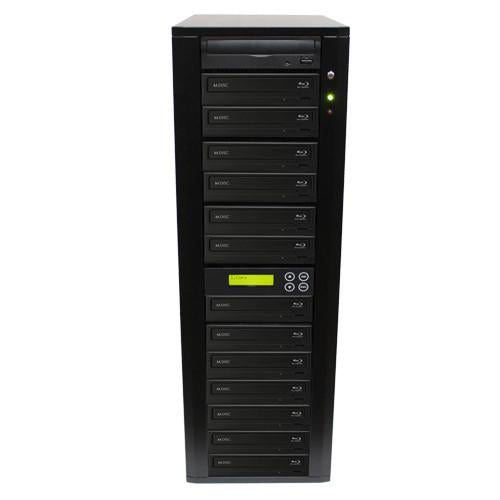 Produplicator 1 to 13 Blu-ray BDXL M-Disc Duplicator SATA Burner - ESBR13