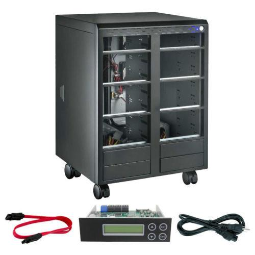1:15 Lightscribe Barebone Duplicator Case Tower (18BayLSBarebone)