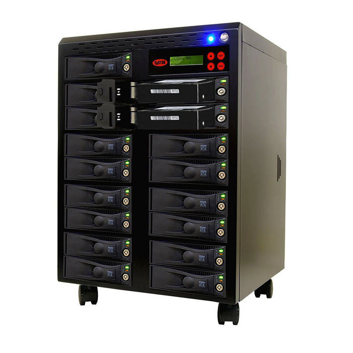 Easy Loading HDD/SSD Duplicator - Produplicator