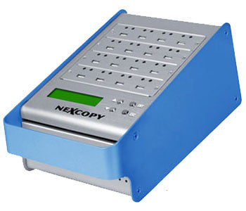 1 to 16 Nexcopy USB Port Duplicator - ProDuplicator.com