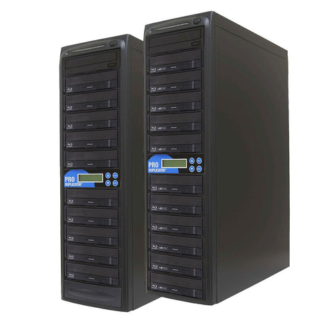 Produplicator 1 to 20 Blu-ray BDXL SATA Daisy Chain Duplicator + HDD - (20BD)