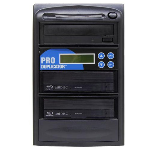 Produplicator 1 to 2 Blu-ray BDXL M-Disc Duplicator SATA Burner - ESBR02