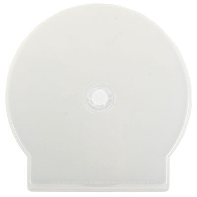 5mm Clam Shell Square Tail Single Disc Capacity Clear Cases - ProDuplicator.com