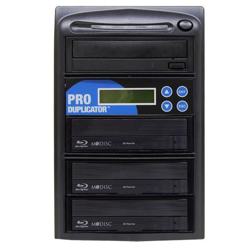 Produplicator 1 to 3 Blu-ray BDXL M-Disc Duplicator SATA Burner - ESBR03