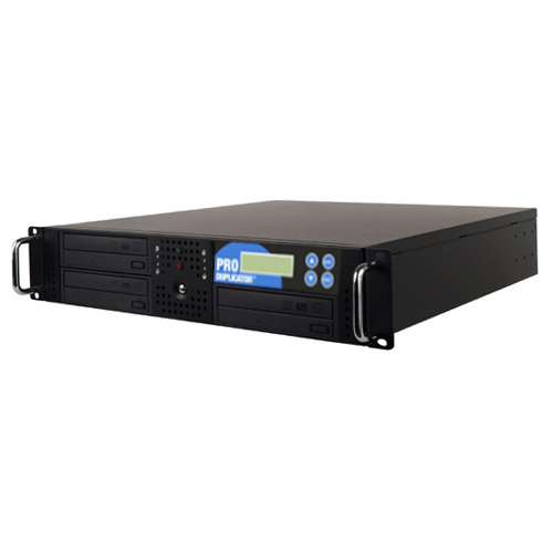 Produplicator 1:3 Rackmount Blu-ray/DVD/CD Duplicator + 500GB HDD (3BRRM500GB)