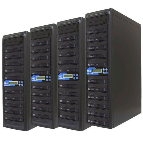Produplicator 1 to 40 Blu-ray BDXL SATA Daisy Chain Duplicator + HDD - (40BD)