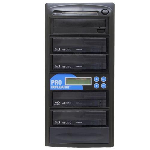 Produplicator 1 to 4 Blu-ray BDXL M-Disc Duplicator SATA Burner - ESBR04