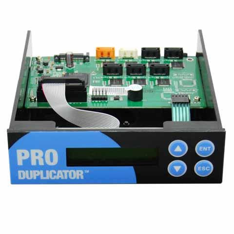 Produplicator 1:5 SATA CD DVD Copy Controller with LCD Display (JP705)