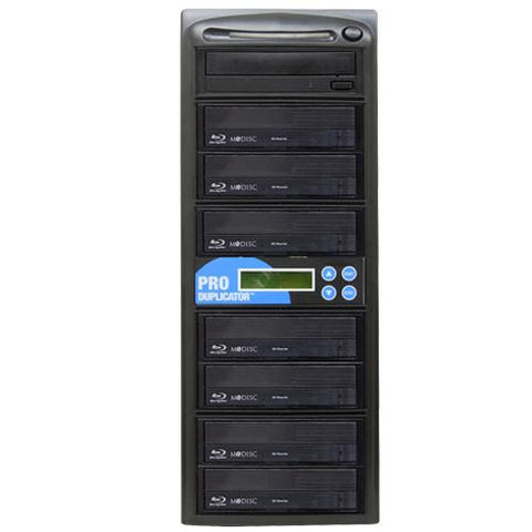 Produplicator 1 to 7 Blu-ray BDXL M-Disc Duplicator SATA Burner - ESBR07