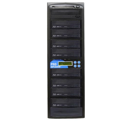 Produplicator 1 to 8 Blu-ray BDXL M-Disc Duplicator SATA Burner - ESBR08