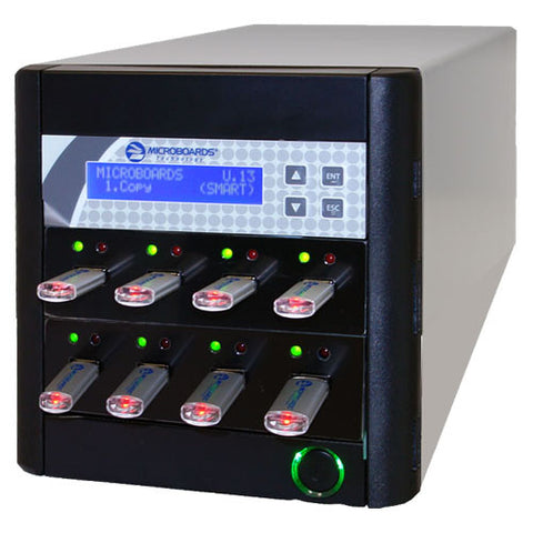 Microboards CopyWriter USB FLASH Duplicator