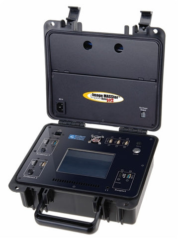 ICS Image MASSter Solo 102 Forensic Hard Drive Data Acquisition Unit - ProDuplicator.com