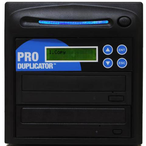 Produplicator 1 to 1 CD DVD Duplicator - ESDVDS24X01