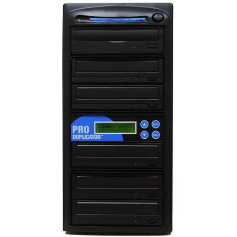 Produplicator 1 to 5 CD DVD Duplicator - ESDVDS24X05