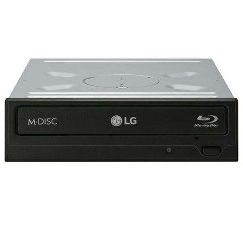 LG WH14NS40 14X Super Multi Internal Blu-ray w/ 3D Playback & M-Disc Support CD DVD Writer - (WH14NS40)