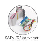 "3.5"" IDE to SATA Hard Drive Adapter - ProDuplicator.com"