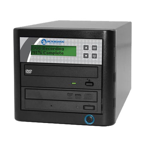 1 to 1 Microboards Quic Disc CD DVD Duplicator - ProDuplicator.com