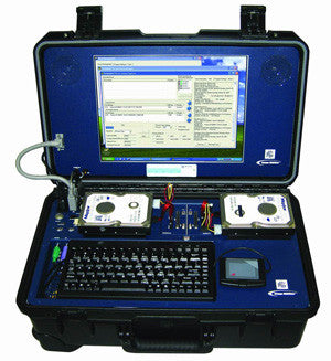 ICS RoadMASSter-3 Forensic Hard Drive Acquisition Tool & Analysis Lab - ProDuplicator.com