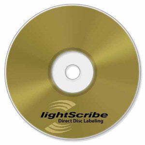LightScribe Blank Media