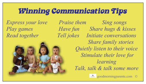 Winning Communication Magnet