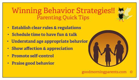 Winning Behavior Strategies Magnet