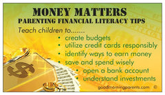Financial Literacy Magnet