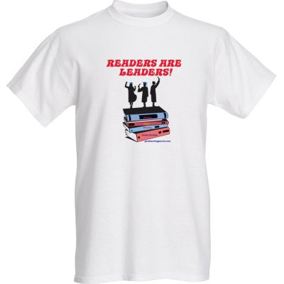 Readers are Leaders T-Shirts