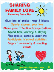 Showng Family Love Poster